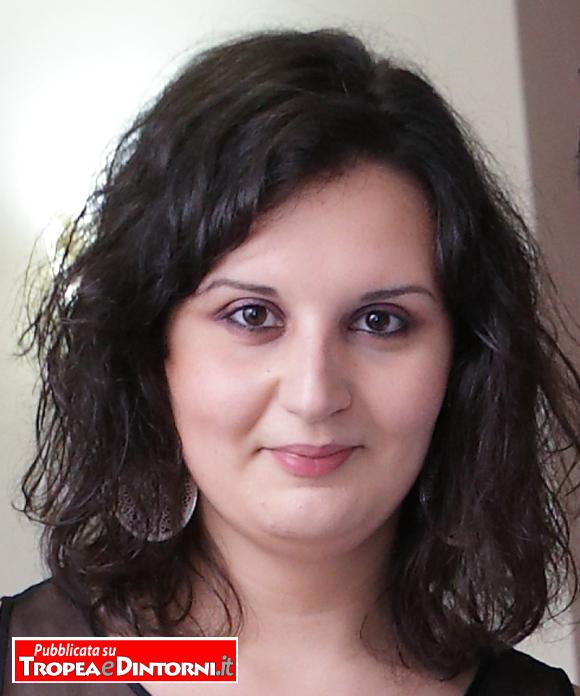 La giornalista vibonese Zaira Bartucca