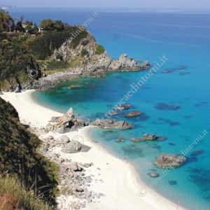 Calabria, Zambrone punta Capo Cozzo, sulla Costa degli Dei - foto Libertino