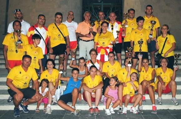 Foto di gruppo a Ionadi