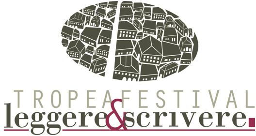 Logo ufficiale del TropeaFestival Leggere&Scrivere