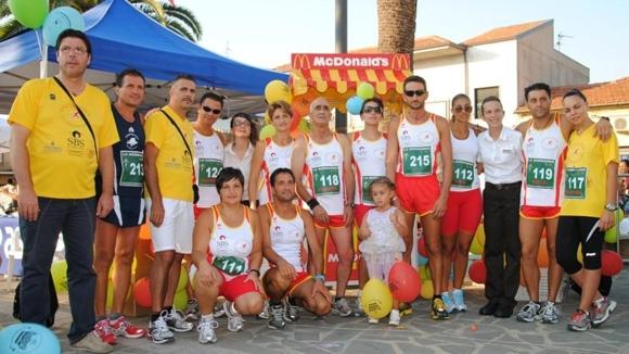 Foto di gruppo a Mileto