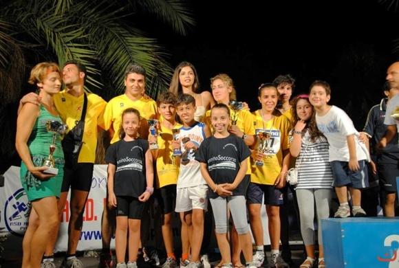 Foto di gruppo a Palmi