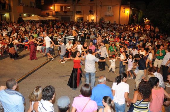 I  balli in piazza piazza