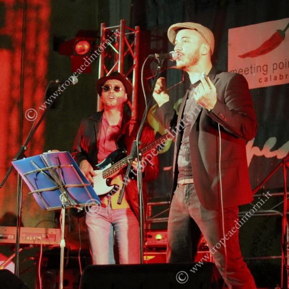TROPEA BLUES FESTIVAl  2012