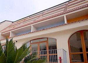 L'hotel Tropis a Tropea