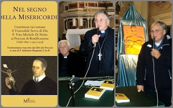 Il libro, preparato da P. Salvatore Brugnano, viene presentato dal Vescovo Mons. Luigi Renzo, da don Ignazio Toraldo e dal P.Provinciale Davide Perdonò.